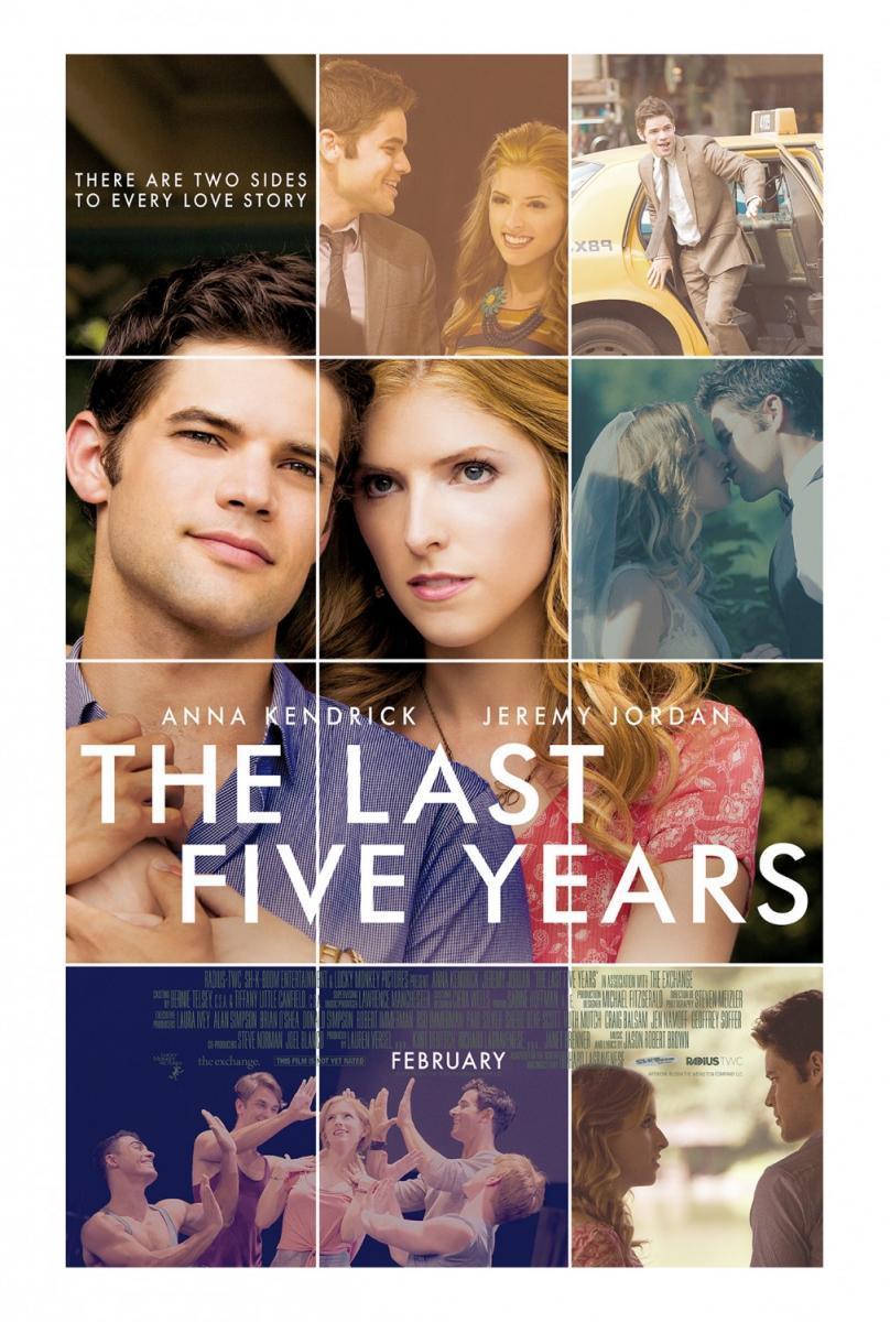 a561ac752 Los últimos cinco años (2014) - FilmAffinity