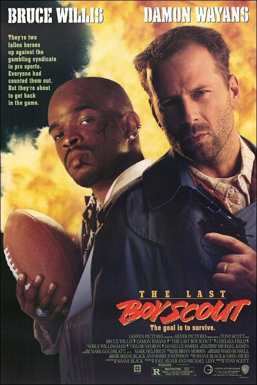 El último Boy Scout (1991) ()