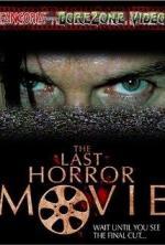 La última película de terror