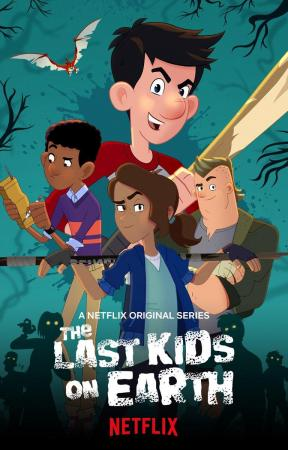 The Last Kids on Earth (TV Series)