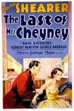 The Last of Mrs. Cheyney