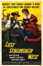 The Last Stagecoach West