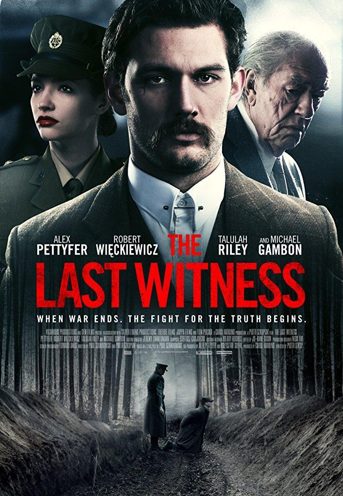 The Last Witness (2018) 1 LINK HD Latino ()