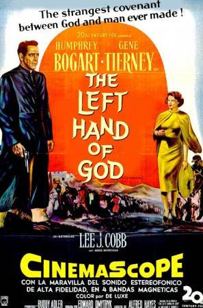 La mano izquierda de Dios