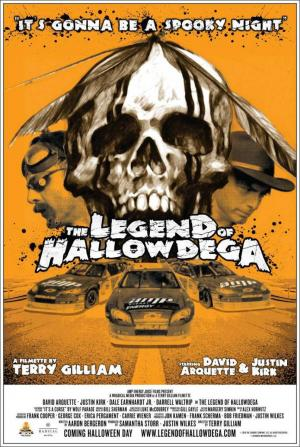 The Legend of Hallowdega (C)