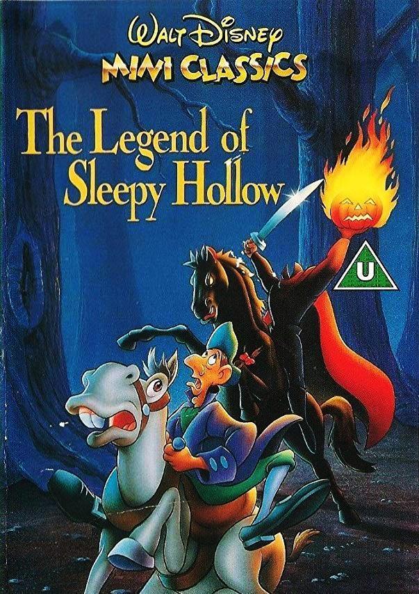 the legend of sleepy hollow 1949 filmaffinity