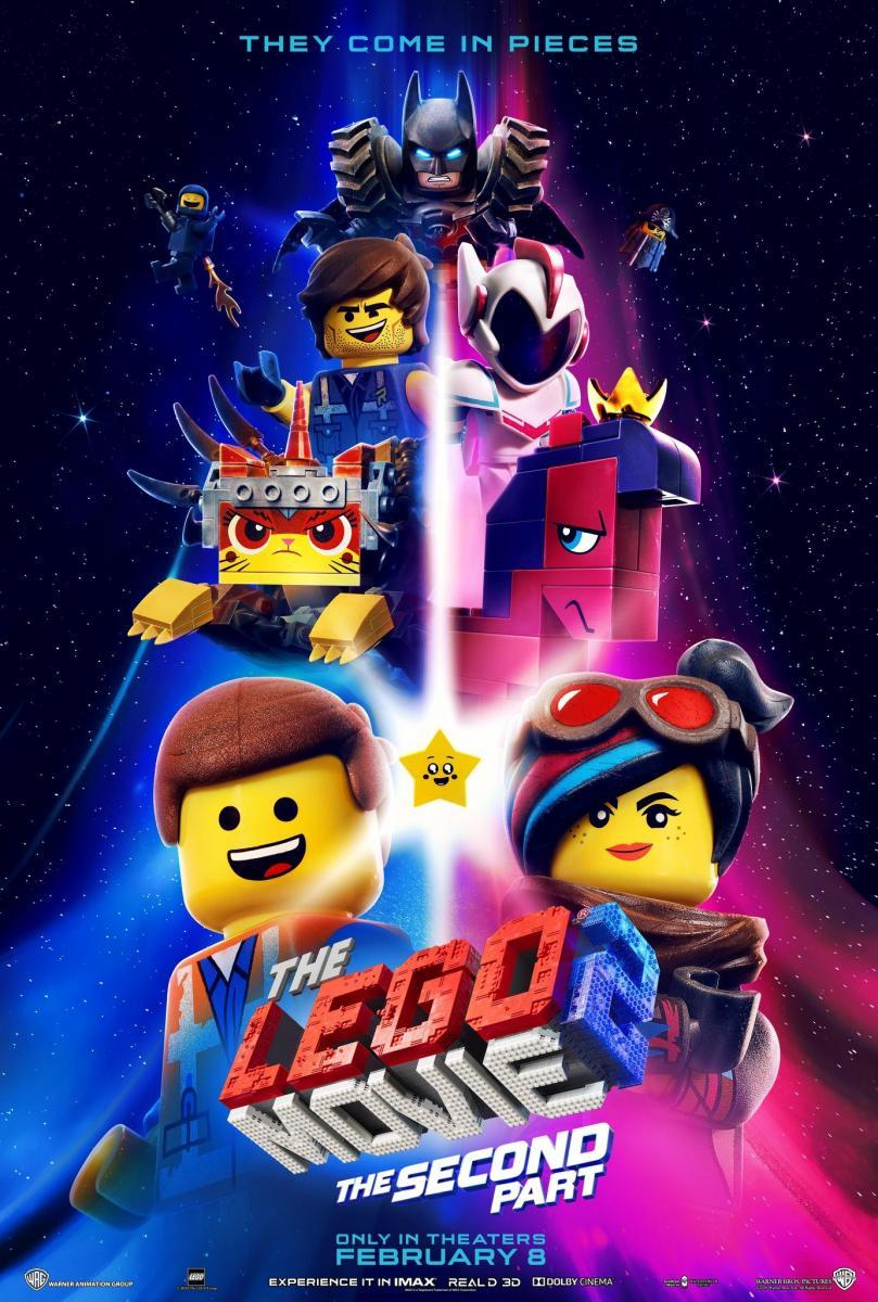 La Gran Aventura LEGO 2 (2019) BRRip 1080p Latino – Ingles