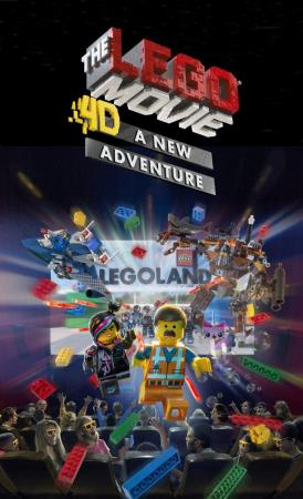 The LEGO Movie 4D: A New Adventure (C)