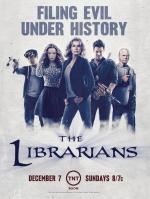 The Librarians, la biblioteca del misterio (Serie de TV)