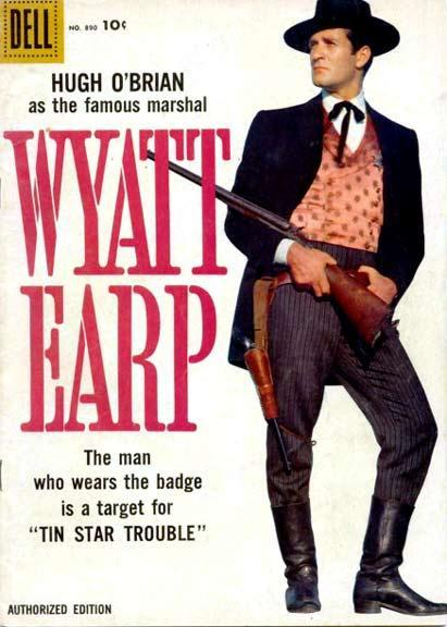 Image result for the life and legend of wyatt earp