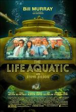 Vida acuática, con Steve Zissou