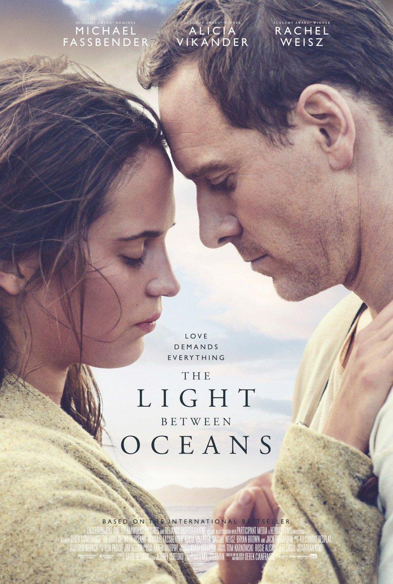 La luz entre los océanos (2016) [1080p] [Latino] [MEGA]
