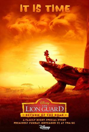 The Lion Guard: Return of the Roar (TV)