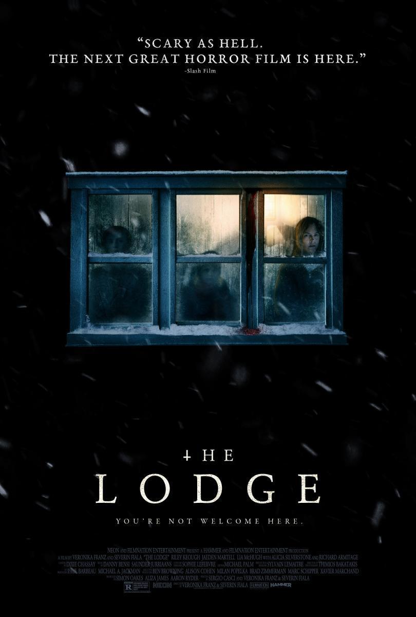 The Lodge [2019] [720p] [Latino] [MEGA]