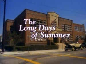The Long Days of Summer (TV) (TV)