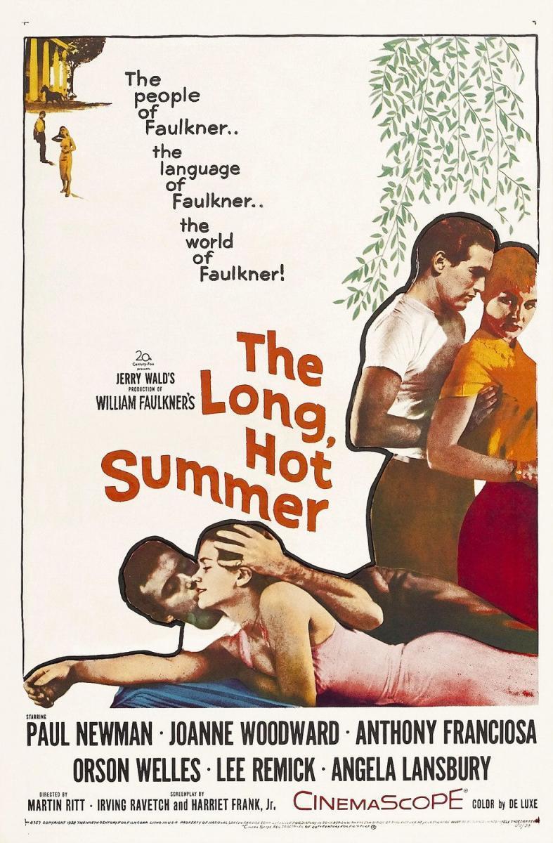 the long hot summer 1958 filmaffinity