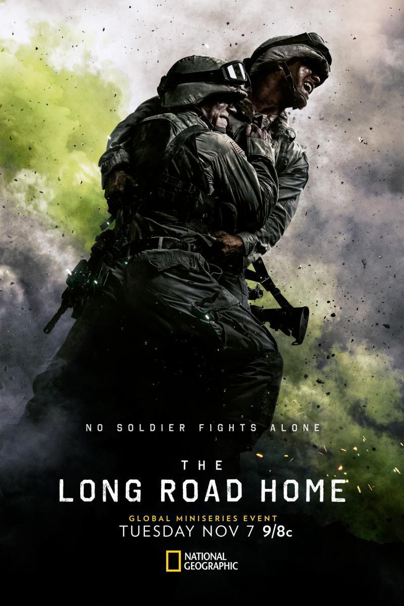"el largo camino a casa (miniserie de tv)"" (2017) - trailer | vídeos"