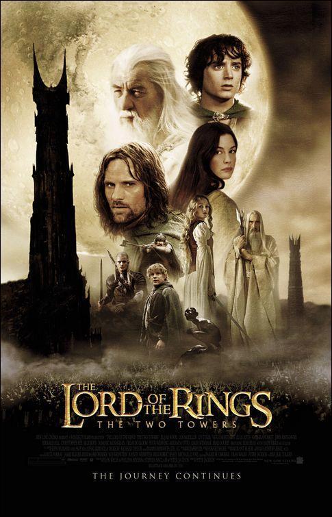 El señor de los anillos: Las dos torres (2002) - Filmaffinity