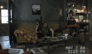 La cinta perdida de Andy (Amanecer de los muertos) (C)