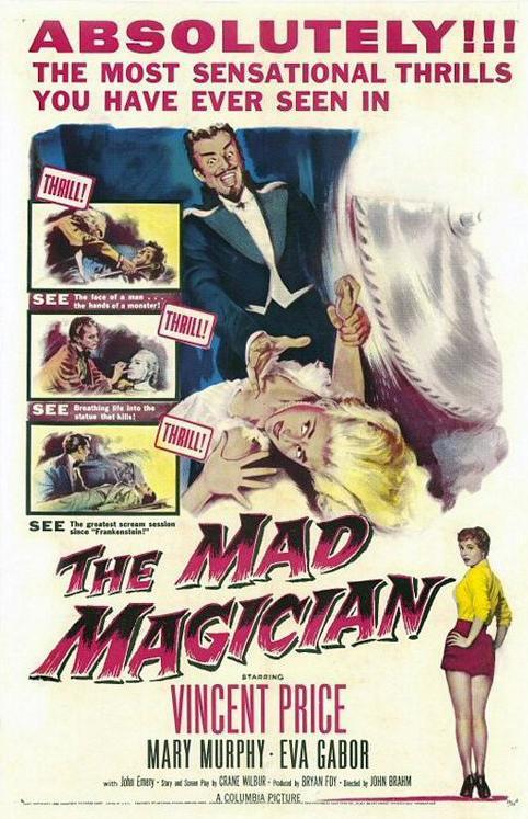 Últimas películas que has visto (las votaciones de la liga en el primer post) - Página 14 The_mad_magician-937483361-large