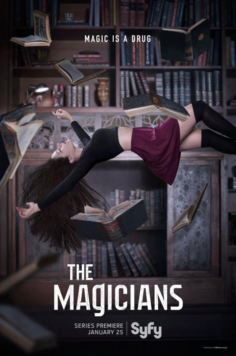 The magicians serie de tv 2015 filmaffinity for Oficina de infiltrados serie filmaffinity