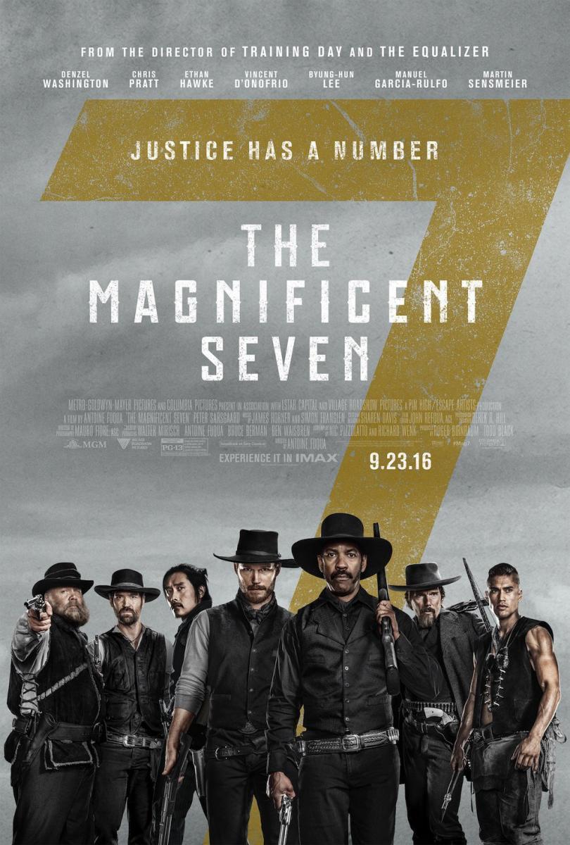western, acción, remake, denzel washington, The magnificent, seven, película, cine, los 7 magnificos, blog de cine, cartelera, Nos Vamos Al Cine, blog solo yo, solo yo, blogger alicante,