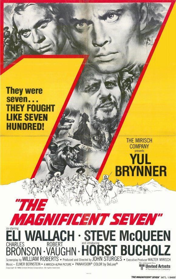 Los 7 magnificos, The magnificent Seven, película, cartelera, wester, blog de cine, solo yo, blog solo yo, cine, oeste,
