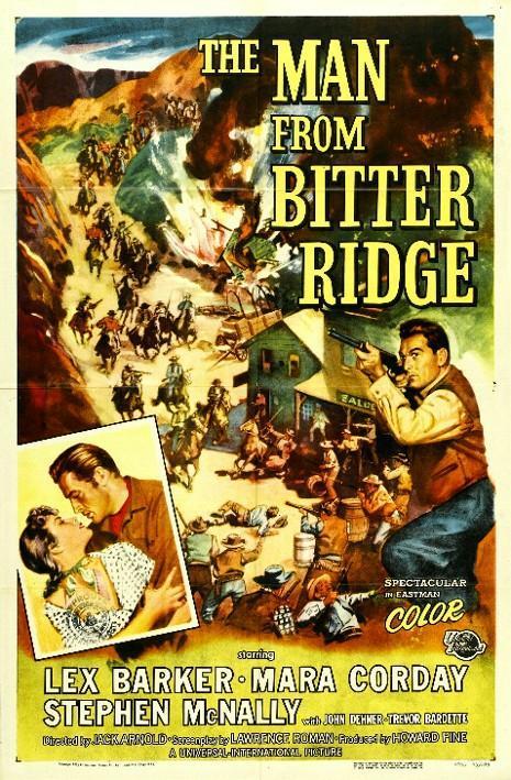 Bitter (1955) - Man The from Ridge FilmAffinity