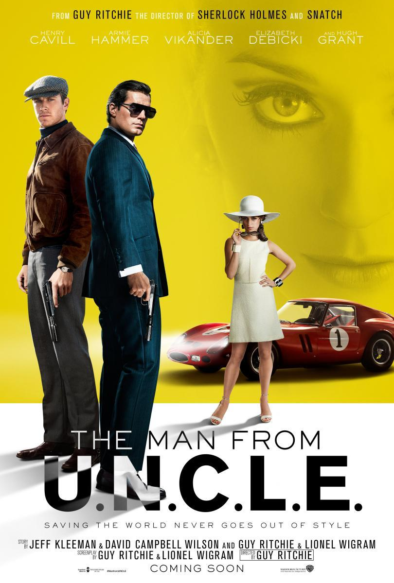 The Man From U.N.C.L.E...