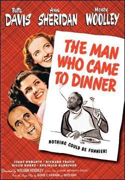El hombre que vino a cenar