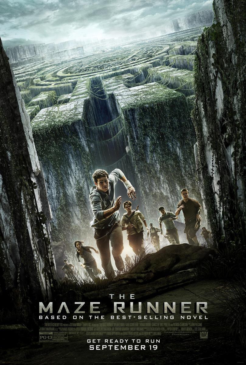 Maze Runner – Correr o Morir (2014) [1080p] [Latino] [MEGA]