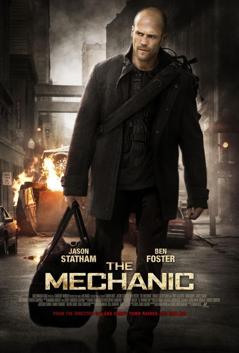 The Mechanic (2011) - FilmAffinity