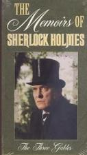 The Memoirs of Sherlock Holmes: The Three Gables (TV)