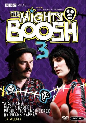 Mighty Boosh (Serie de TV)