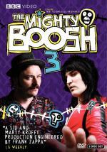 The Mighty Boosh (TV Series) (Serie de TV)
