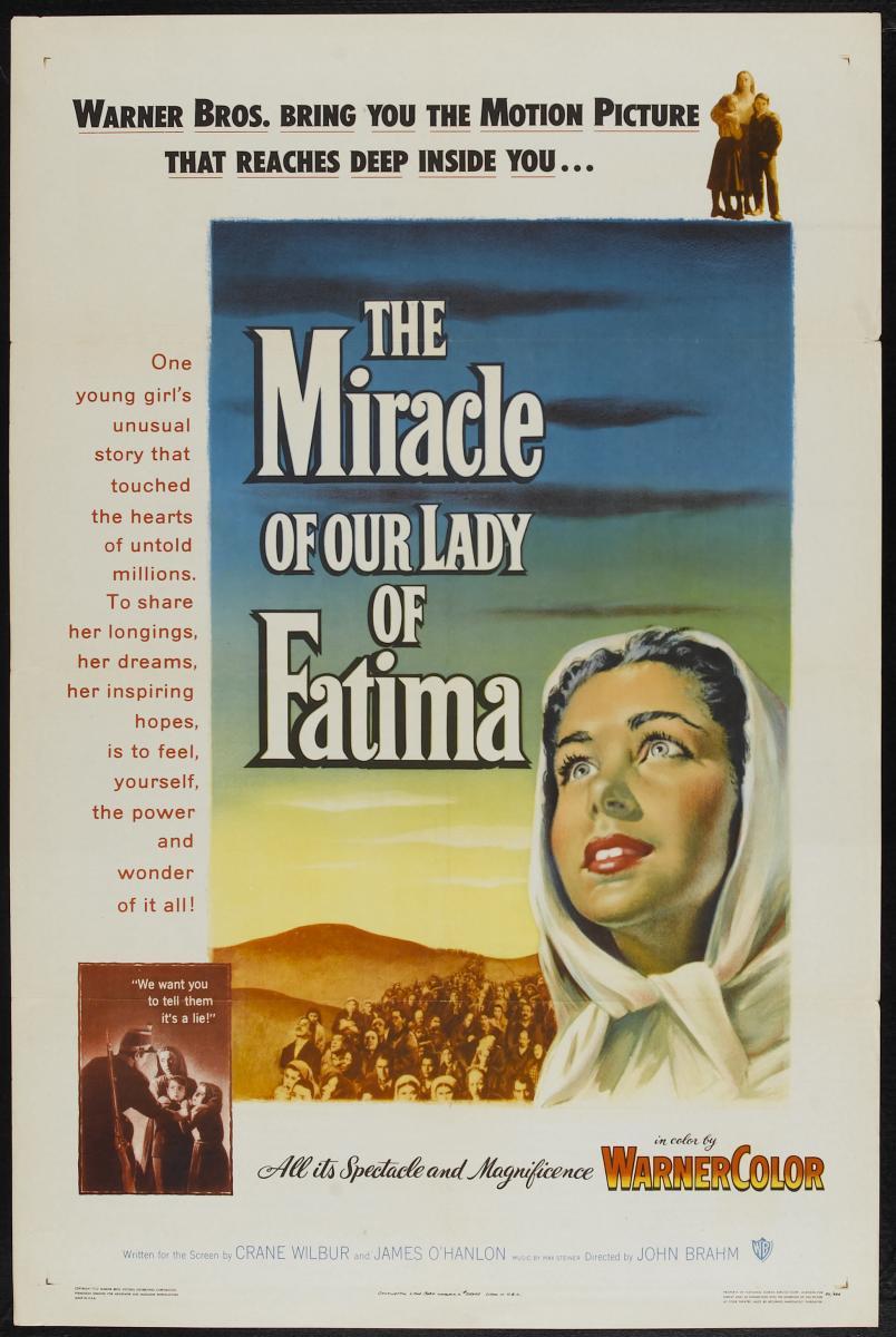 El mensaje de Fátima (1952)[1080p] [Latino] [Google Drive]