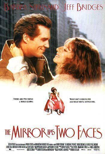 póster de la película El amor tiene dos caras