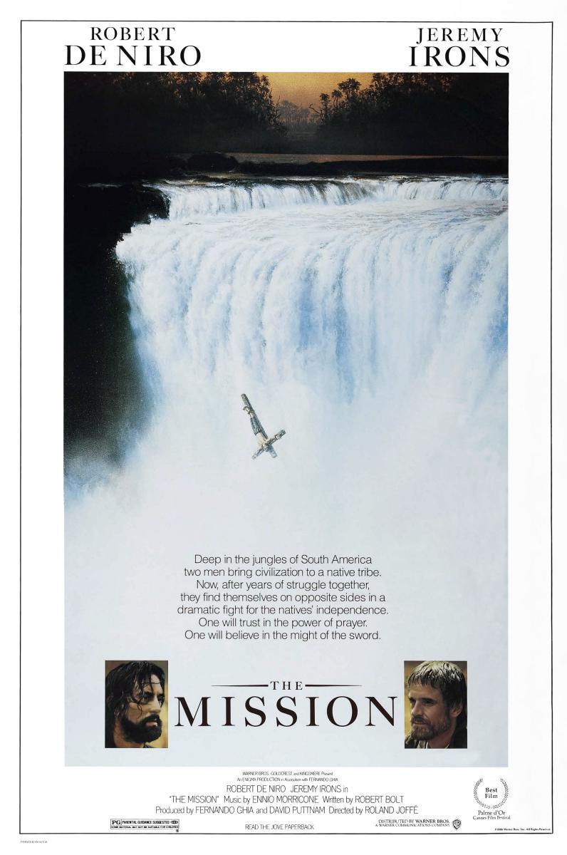 La Mision [1986] [1080p] [Español-Ingles] [GD y MEGA]