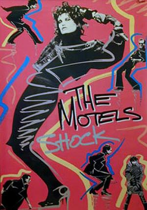 The Motels: Shock (Music Video)