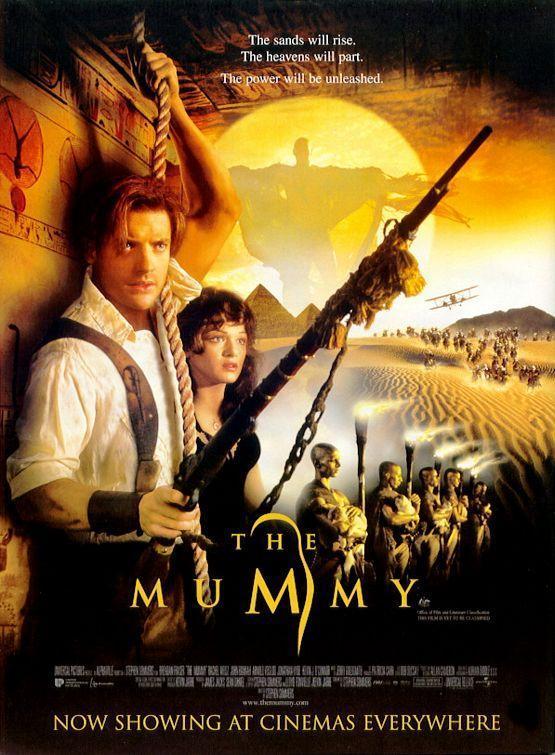 La Momia (BRRip Latino – Ingles 1080p) 1999