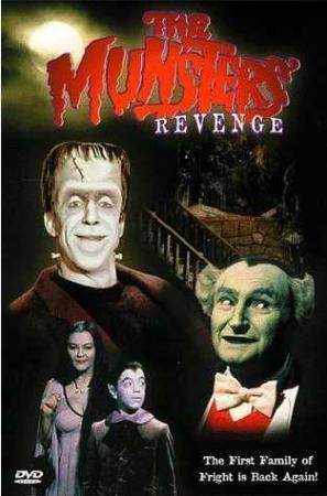 The Munsters' Revenge (TV) (TV)