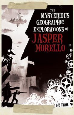 The Mysterious Geographic Explorations of Jasper Morello