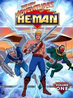 Las nuevas aventuras de He-Man (Serie de TV)