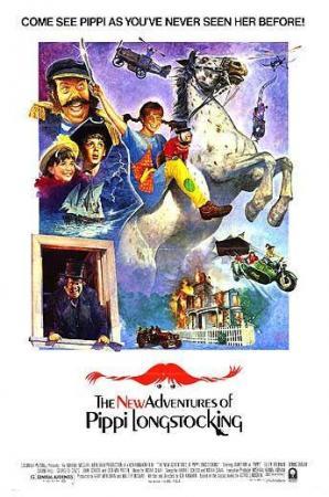 Las nuevas aventuras de Pippi Calzaslargas