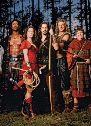 Las nuevas aventuras de Robin Hood (Serie de TV)