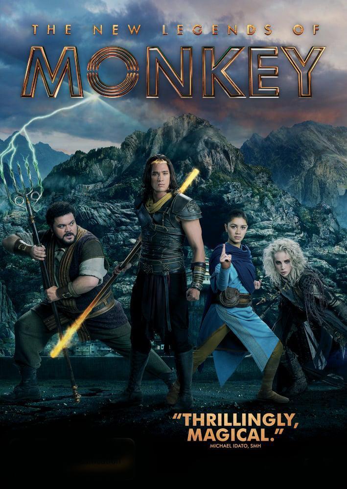 The New Legends of Monkey Temporada 1 Ingles Subtitulado 720p