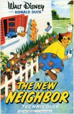 Pato Donald: El nuevo vecino (C)