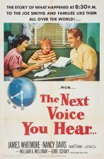 La voz que van a escuchar