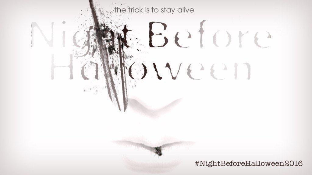 The Night Before Halloween (TV) (2016) - FilmAffinity