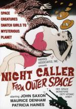 The Night Caller / Blood Beast from Outer Space